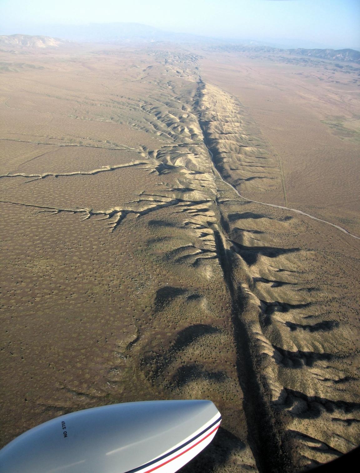 San Andreas Fault Media Resources
